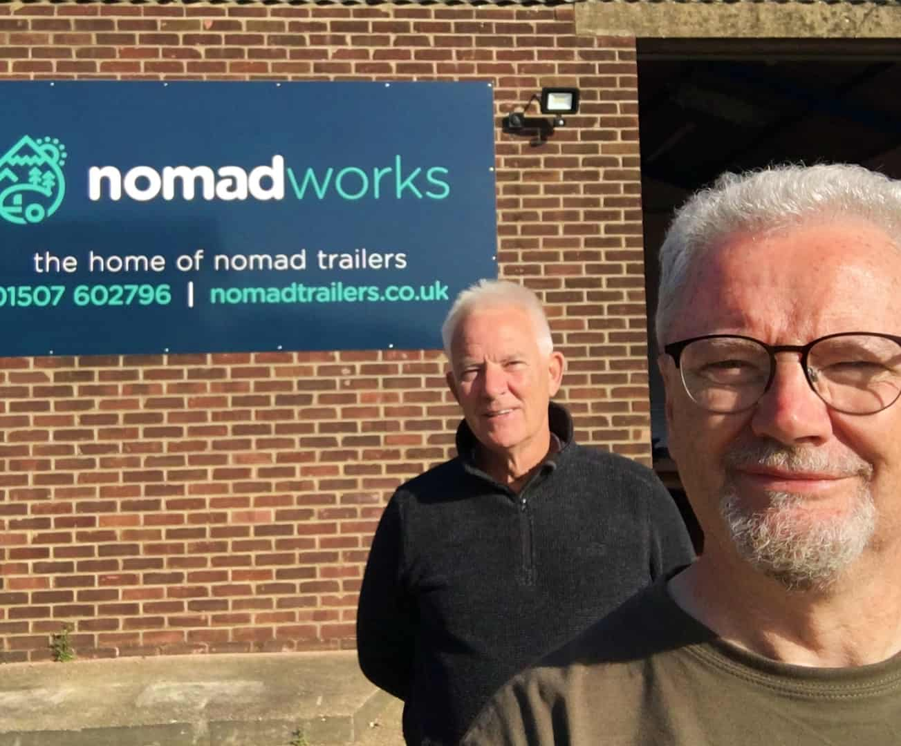 Nomad Trailers Richard And Nick Hallam