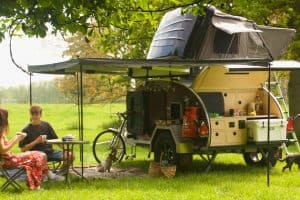 Nomadtrail Awning Tent Picnic 1