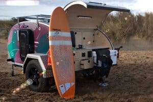 Northcore Nomad Trail Rear Shot 2